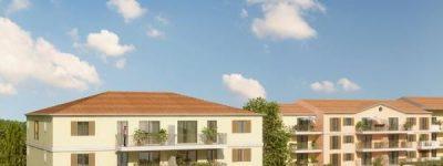 """Lot Métallerie : Immeuble """"Le Delmonte"""" Bormes les Mimosas"""