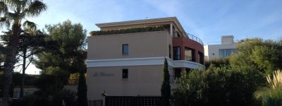 "Lot métallerie : Immeuble ""Le Murano"" Six-Fours (83)"
