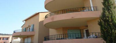 Lot métallerie : Immeubles Ollioules (83)