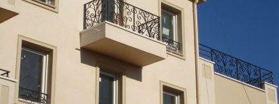 Lot métallerie : Immeuble « Villa Lycia » Sanary sur Mer (83)