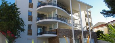 Lot métallerie : Immeuble « Le 102 » Sanary sur Mer (83)