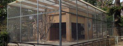 Lot métallerie : Mairie de Hyères, Parc Olbius Riquier (83)